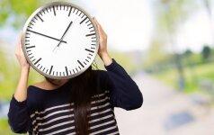PATARIMAI. Kaip liautis vėluoti?