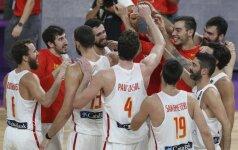 J. Garbajosa stoja FIBA pusėn: kelių privačių klubų interesas negali būti aukščiau