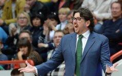 """""""Brose Baskets"""" treneris: """"Žalgiris"""" – patyręs, bet klupti neturime teisės"""