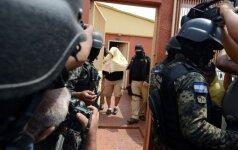 Dėl Hondūro aktyvistės nužudymo suimti keturi asmenys