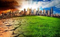 10 mitų apie žaliąją energetiką ir klimato kaitą