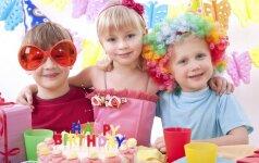 Kaip surengti linksmiausią vaikišką gimtadienį 15 idėjų