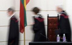 Konstitucinis Teismas: Baudžiamojo proceso kodeksas – pernelyg palankus kaltinamiesiems