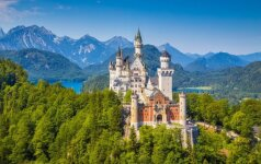 Bavarija – žydrojo dangaus kraštas