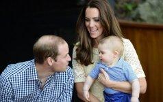 Paslaptys iš karališkosios virtuvės: ką valgo Kate Middleton ir princas Williamas?