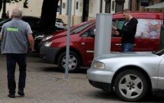 Nutarta: kai kuriose Kauno vietose parkavimas brangsta iki 67 proc.