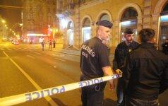Nustatė Budapešto centre nugriaudėjusio sprogimo taikinį