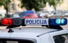 """Sostinės kelių policija ieško liudininkų, mačiusių eismo įvykį prie """"Norfos"""""""