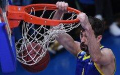 Rezultatyvumu suspindęs rusas A. Švedas – Europos taurės sezono MVP