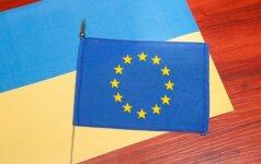 Nyderlandų parlamento žemieji rūmai ratifikavo ES ir Ukrainos asociacijos sutartį