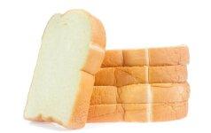 Sužinokite, ką namuose galima išvalyti pasitelkus baltos duonos riekelę