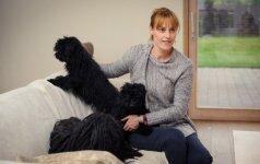 Itin retos veislės šunys nepalieka abejingų