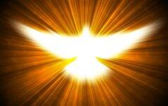 Sekmadienio Evangelija. Apie Šventąją Dvasią