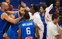 """""""Eurobasket 2017"""" septintos dienos TOP-5: metimas iš vidurio ir blokas, atėmęs iš Gruzijos viltį žaisti aštuntfinalyje"""