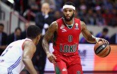 Eurolygos geriausių krepšininkų penketukuose lietuviškų pavardžių nėra