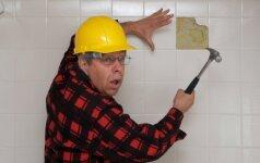 6 būsto remonto mitai: ką daryti, o ko vengti