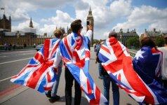 """Ūkininkai įspėja: dėl """"Brexit"""" D. Britanijoje kils maisto kainos"""