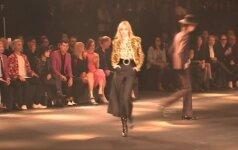 """Los Andžele pristatyta naujausia """"Saint Laurent"""" kolekcija"""