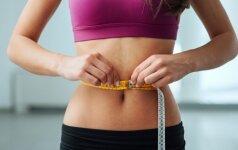 6 nesudėtingi būdai sulieknėti be sporto ir tablečių