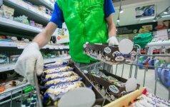 Lietuviai pirkiniams išleidžia mažiausiai Baltijos šalyse