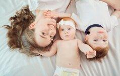 Paaiškėjo, kokio amžiaus moterys Lietuvoje dažniausiai susilaukia pirmojo vaikelio