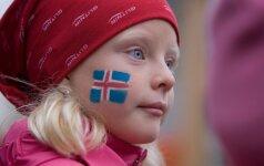 Kas labiausiai glumina Islandijoje vaikus auginančias lietuves?