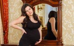 Džiaugtis nėštumu dažnai trukdo baimės: 10 dažniausių