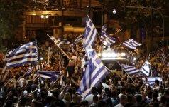 Dėl fano žūties nevyks visų Graikijos futbolo divizionų rungtynės