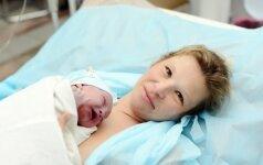 Mano gimdymo istorija: ilgas laukimas ir netikėta pabaiga