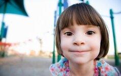 Ką apie vaiko charakterį byloja jo akių spalva