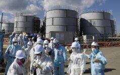 Fukušimos atominėje jėgainėje atsitiktinai išjungtas pažeisto reaktoriaus aušinimas