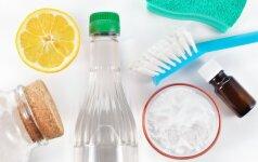 """""""Naminiai receptai"""", kurie padės išvalyti plytelių tarpus"""