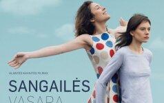 Summer of Sangailė poster