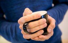 Kofeino galite lengvai perdozuoti net negerdami kavos