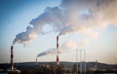 Daugiau kaip 6 mln. žmonių kasmet miršta dėl užteršto oro
