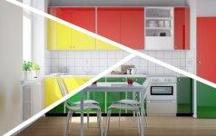 6 nesudėtingi būdai – ir jūsų virtuvė pagražės