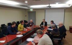 Šiuolaikinės penkiakovės atstovų susitikimas