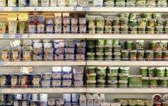 Parduotuvių lentynose - 165 GMO produktai