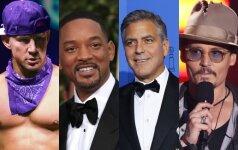 Aktoriai, kuriems labiausiai permoka už vaidmenį