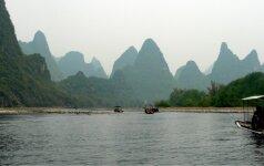 Kinija. Drakono šalies keliais