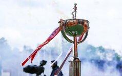 LFF taurė (V. Aleksandravičiaus nuotr.)