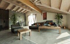 5 originalios lubų dizaino idėjos