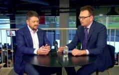 """""""Įspėjantis pranešimas"""". L. Šeškus: Lietuvoje gaminama daugiausiai autorinės TV produkcijos vienam žmogui"""