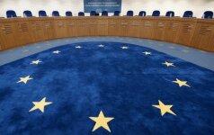 EŽTT: Lietuva pažeidžia nuteistųjų iki gyvos galvos teises