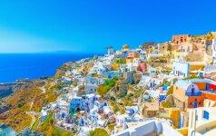Ieškantiems atostogų krypties: kodėl verta keliauti į Santorinį?