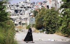 Teroristų nuotakos: žaibiškos santuokos su keliais vyrais ir sudužusios viltys grįžti namo
