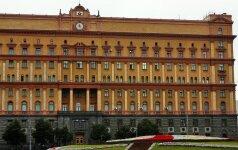"""Rusijoje nukautas Šiaurės Kaukazo """"Islamo valstybės"""" lyderis, sako FSB"""
