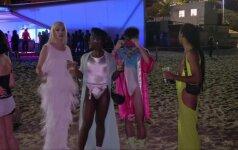 Rio de Žaneiro Ipanemos paplūdimyje surengtas Undinių festivalis