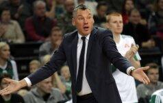 """Š. Jasikevičius nerimauja dėl P. Jankūno ir džiaugiasi """"Šiauliams"""" paskolintais žalgiriečiais"""