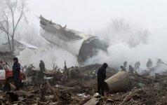 Lėktuvo katastrofa Kirgizijoje